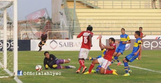 Al Ahly dramatically