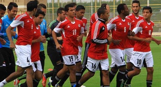 Egypt U-23 Olympic team