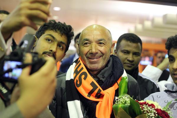Pacheco Al Shabab