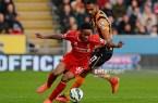Ahmed Elmohamady Hull City vs Liverpool