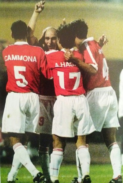 1998 Egypt vs Burkina Faso