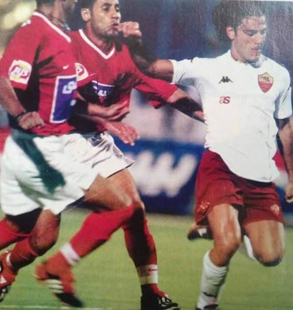 Al Ahly vs Roma