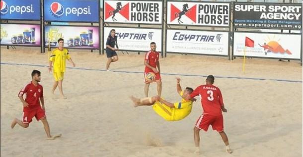 Lebanon Beach Soccer