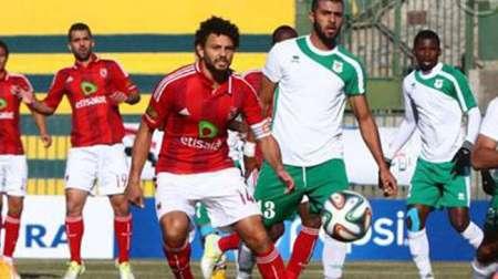 Al Ahly vs Al Masry