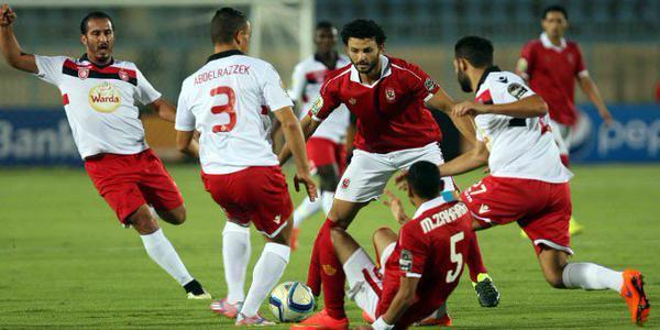 Al Ahly vs Etoile du Sahel - CAF Confederation Cup