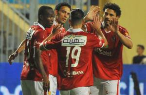 Photo: Al Ahly official Facebook page
