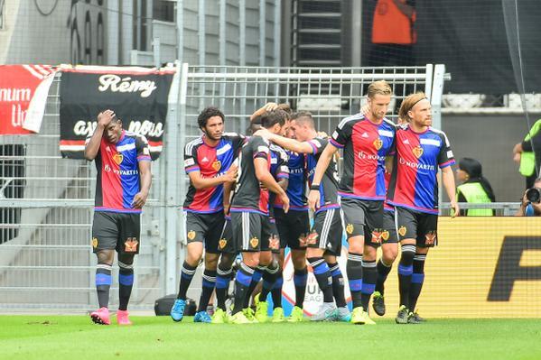 FC Basel - Mohamed El-Nenny