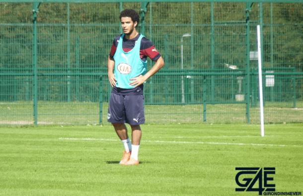 Omar Gaber - Bordeaux