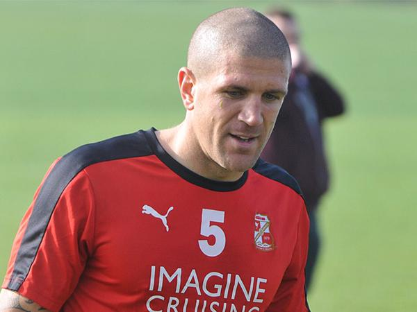 Adam El-Abd - Swindon Town vs Fleetwood
