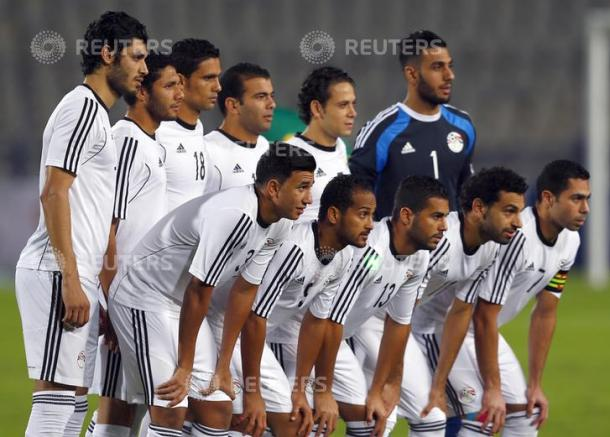 Egyptian National Team