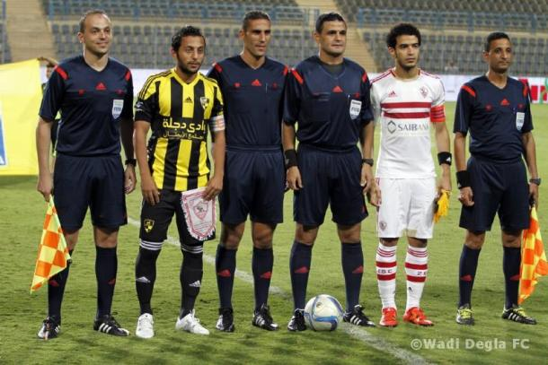 Photo: Wadi Degla's Official Facebook page