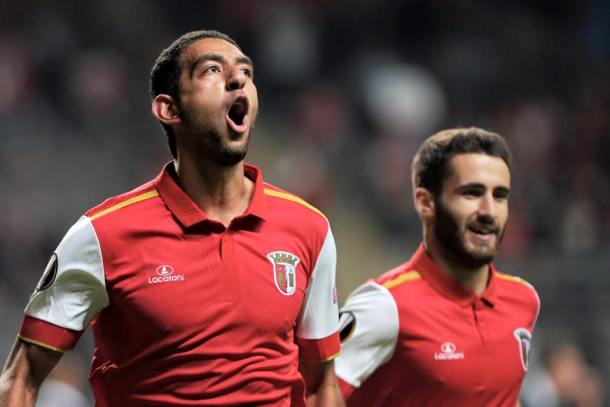Ahmed Hassan koka scores - Braga