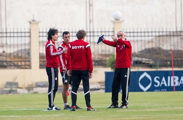 Pharaohs Goalkeeping Trainer Urges Egypt To Ignore Siasia Comments
