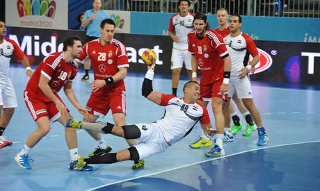 Russia Egypt Latvia IHC 2015