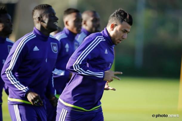 Mahmoud Trezeguet Anderlecht David Trezeguet