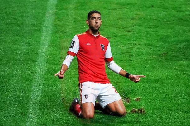 Koka scores brace in Braga's 3-0 win over Académica