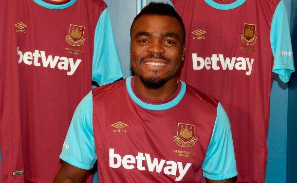 Emenike West Ham loan Nigeria Fenerbache