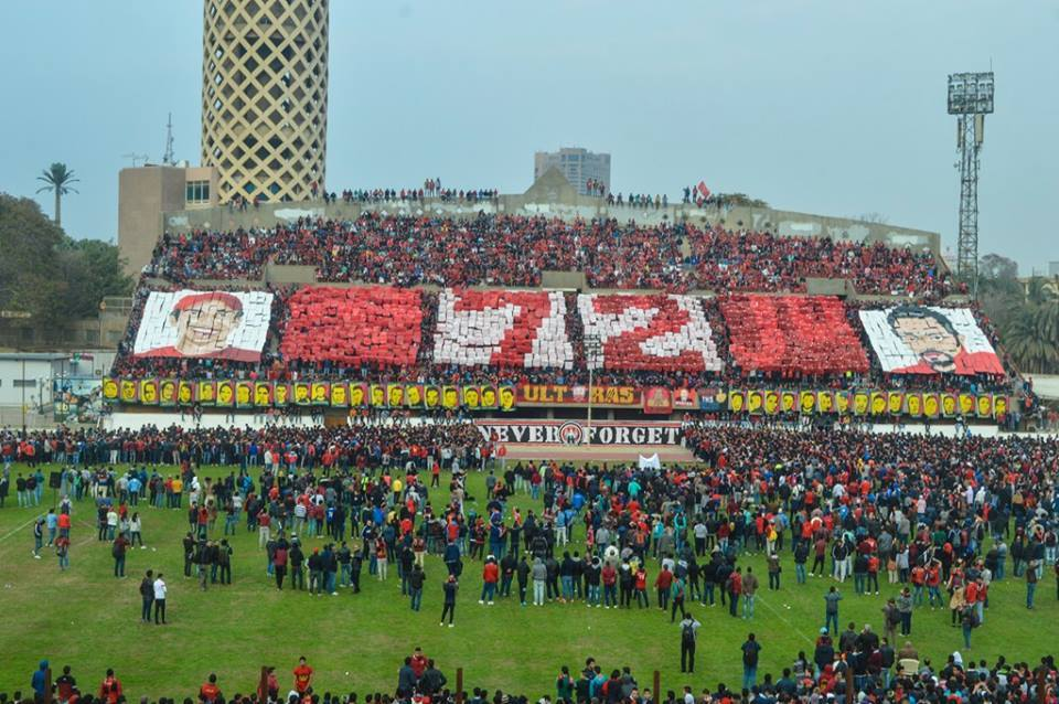 Egypt upholds death penalties for 2012 football clashes