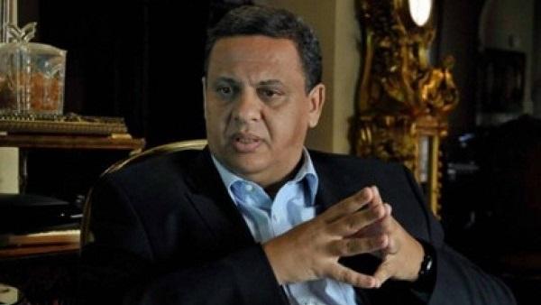 Ahmed Said Al Ahly