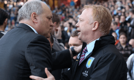 Martin Jol Alex McLeish African Champions League