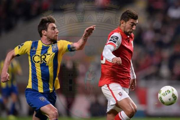 Braga record routine win