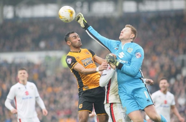 Hull City vs MK Dons