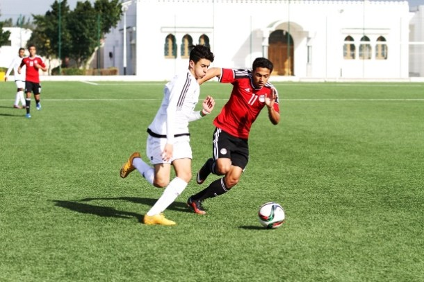 Egypt U17 vs Algeria