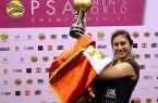 Nour El Sherbini Squash