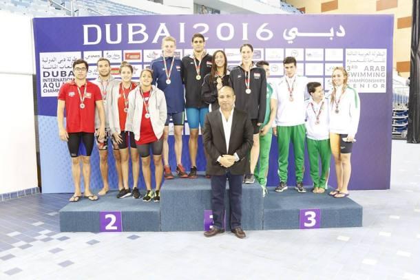 Dubai Arab Aquatics