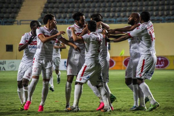 Zamalek Haras, Gaber excluded