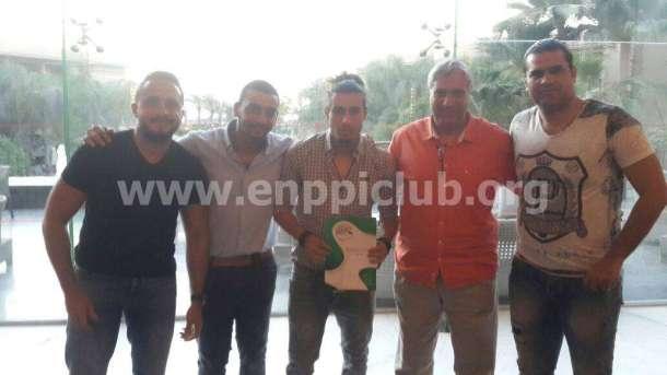 ENPPI renew Soliman
