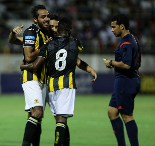 Photo: Ittihad Jeddah, Qadisya