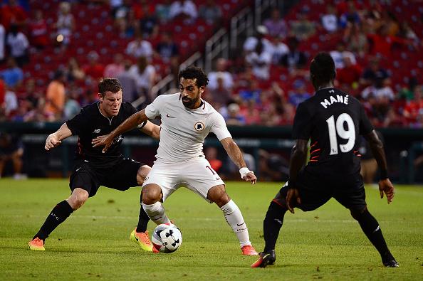 Salah vs Liverpool
