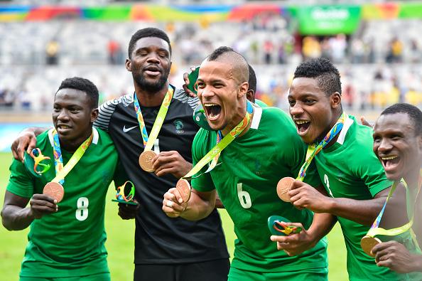 Nigeria bronze