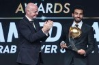 Photo: Globe Soccer Awards