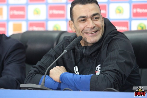 El-Hadary: Our main goal now is the AFCON qualifiers