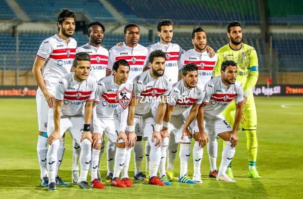 Zamalek squad