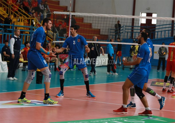 Volleyball: Al Ahly defeat Espérance 3-0 in African Club Championship