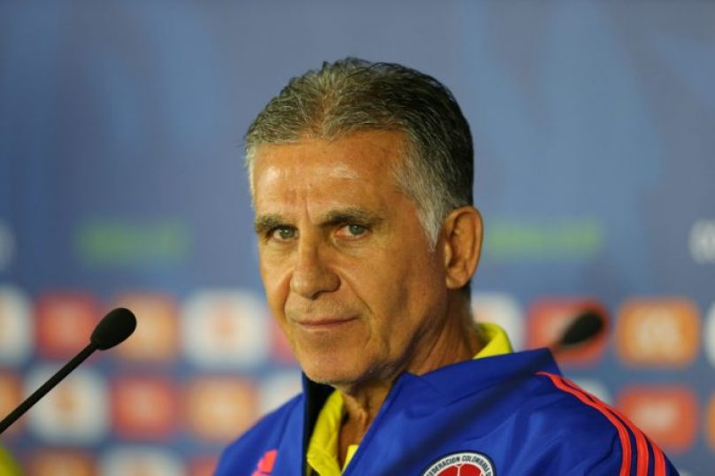 Carlos Queiroz named new Egypt manager