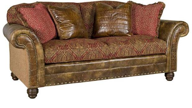Combination Leather And Fabric Sofas Centerfieldbarcom - Sofa leather and fabric combined