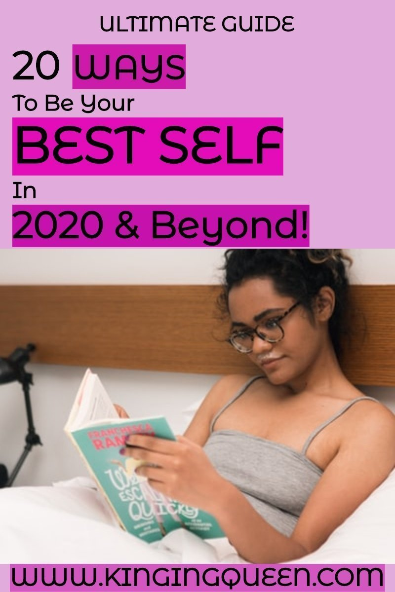 20 ways to be your best in 2020 and beyond