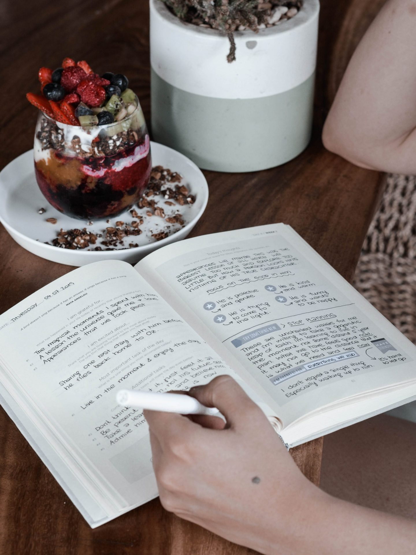 Best journaling topics for self discovery