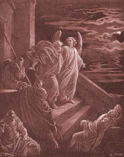 Acts Chapter 12: Peter Is Delivered from Prison