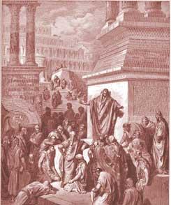 Jonah Chapter 3: Jonah Preaches to the Ninevites