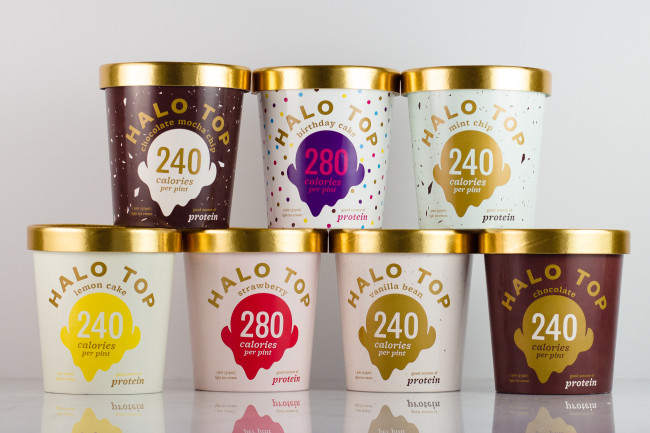 Image result for halo top ice cream