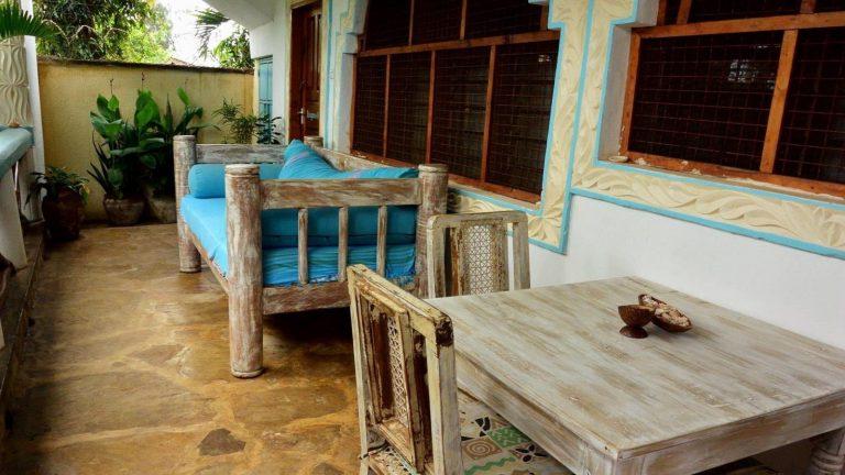Nyumba Naros Watamu Ferienhäuser Kenya