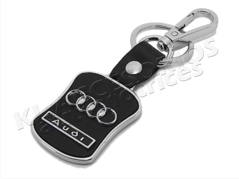 Llavero de Piel Audi A3