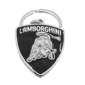 LLAVERO EDICION DE COLECCION LAMBORGHINI PLATEADO
