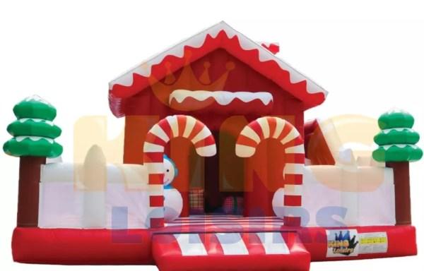 La maison de Noël