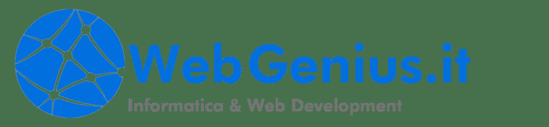 Web Genius Logo